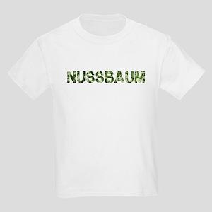 Nussbaum, Vintage Camo, Kids Light T-Shirt