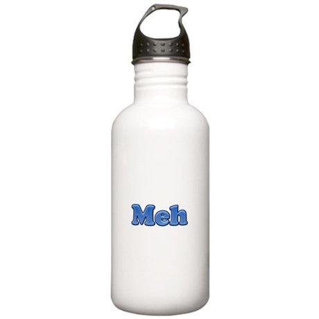 Meh 1.png Stainless Water Bottle 1.0L