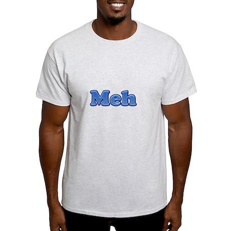 Meh 1.png Light T-Shirt