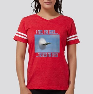 IFeelTheNeedTp Womens Football Shirt