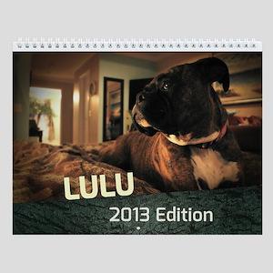 Lulu Wall Calendar