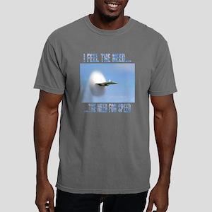 IFeelTheNeedTp Mens Comfort Colors Shirt