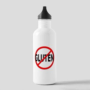 Anti / No Gluten Stainless Water Bottle 1.0L