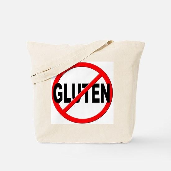 Anti / No Gluten Tote Bag
