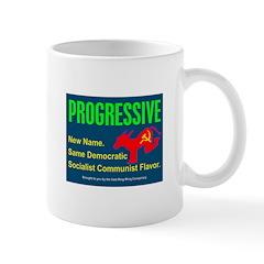 Progressive<br>Mug
