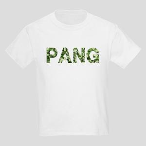 Pang, Vintage Camo, Kids Light T-Shirt