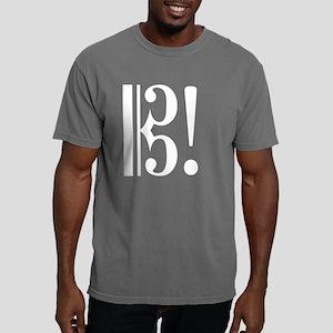 AltoClefExclaimed2 Mens Comfort Colors Shirt