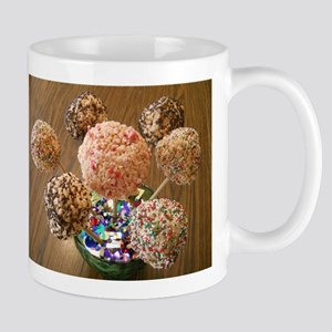 Rice Treat Ball Centerpieces Mug