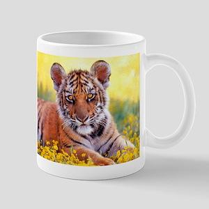 Tiger Baby Cub Mug