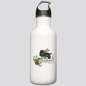 Scottish Terrier Season Stainless Water Bottle 1.0