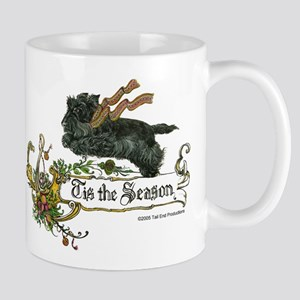 Scottish Terrier Season Mug