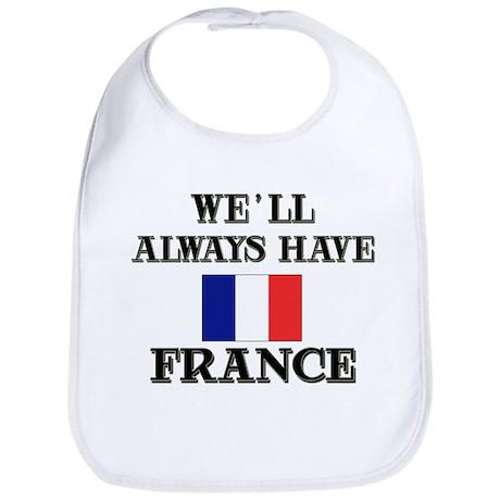 Flag of France Bib