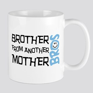 Brother Mother Smile Mug