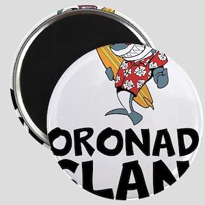 Coronado Island, California Magnets