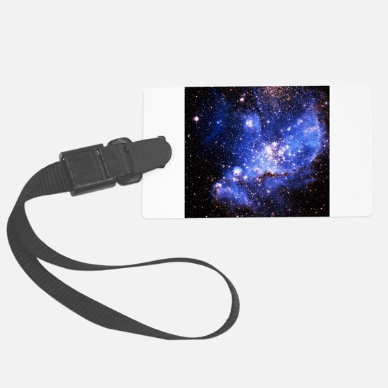 Magellanic Clouds (High Res) Luggage Tag