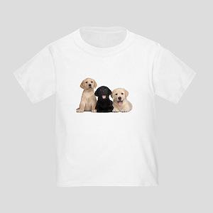 Labrador puppies Toddler T-Shirt