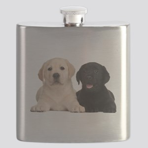 Labrador puppies Flask