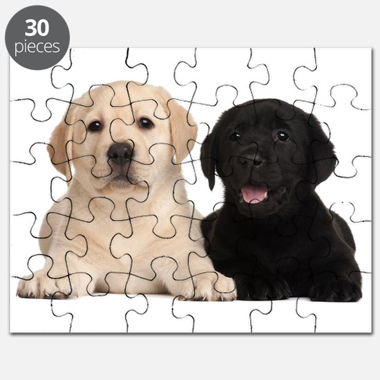Labrador puppies Puzzle