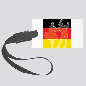 Oktoberfest Large Luggage Tag