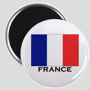 France Flag Stuff Magnet