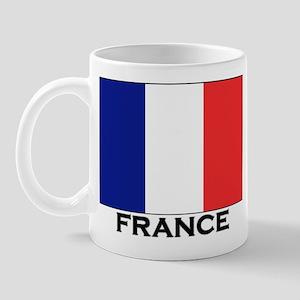 France Flag Stuff Mug