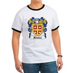 Frutos Coat of Arms Ringer T
