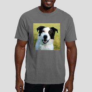 Border2SmMug Mens Comfort Colors Shirt
