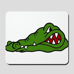 Gator Head Mousepad
