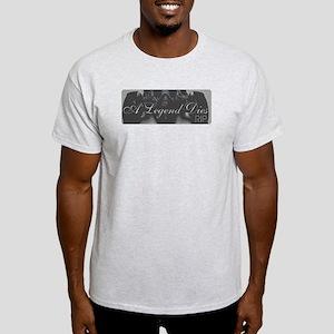 Peter Brock Tribute Ash Grey T-Shirt
