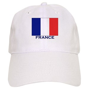 2db7a661494 Air France Hats - CafePress