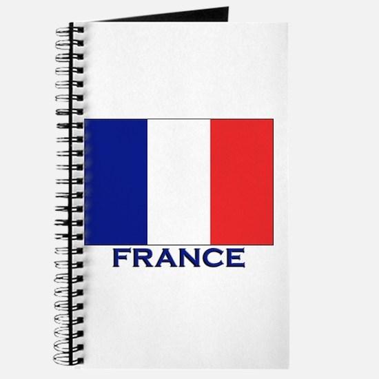 France Flag Merchandise Journal