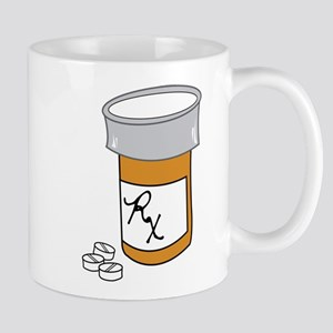 Pill Bottle Mug
