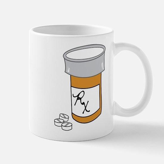Pill Bottle Mug