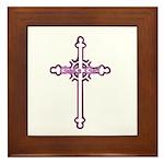 God's Girl Christian Framed Tile
