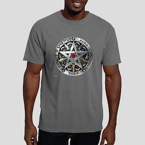 pentagram_medalion_trans Mens Comfort Colors Shirt