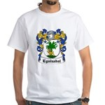 Eguizabal Coat of Arms White T-Shirt