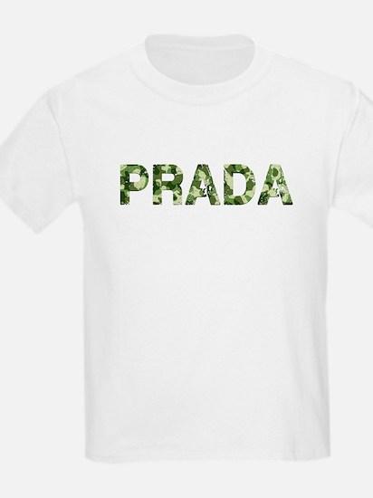 Prada, Vintage Camo, T-Shirt