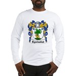 Eguizabal Coat of Arms Long Sleeve T-Shirt