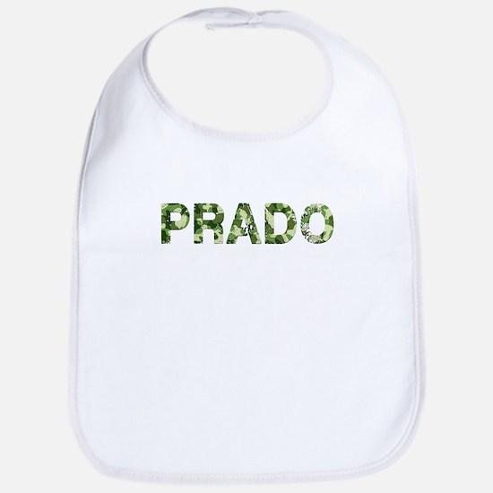 Prado, Vintage Camo, Bib