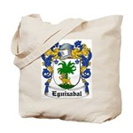 Eguizabal Coat of Arms Tote Bag