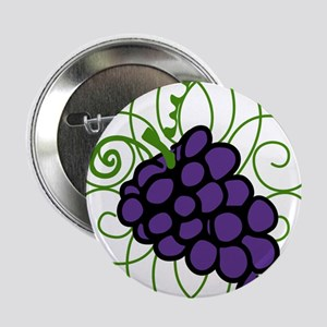 "Grapes 2.25"" Button"