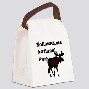 yellowstonedesign Canvas Lunch Bag
