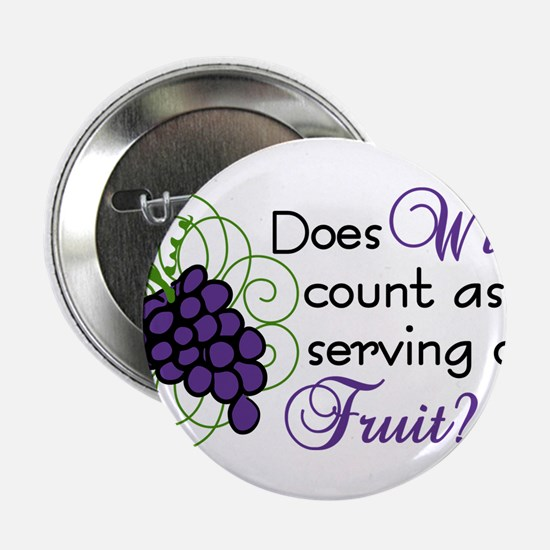 "Does Wine Count 2.25"" Button"