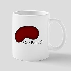 Boxer Bean Mug