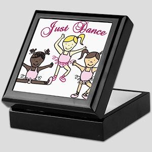 Just Dance Keepsake Box