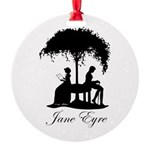 Jane Eyre Round Ornament
