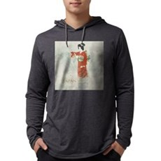Japanese Tourism 4 Mens Hooded Shirt