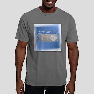 shirt love my shih tsu.j Mens Comfort Colors Shirt