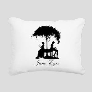 Jane Eyre Rectangular Canvas Pillow