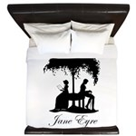 Jane Eyre King Duvet